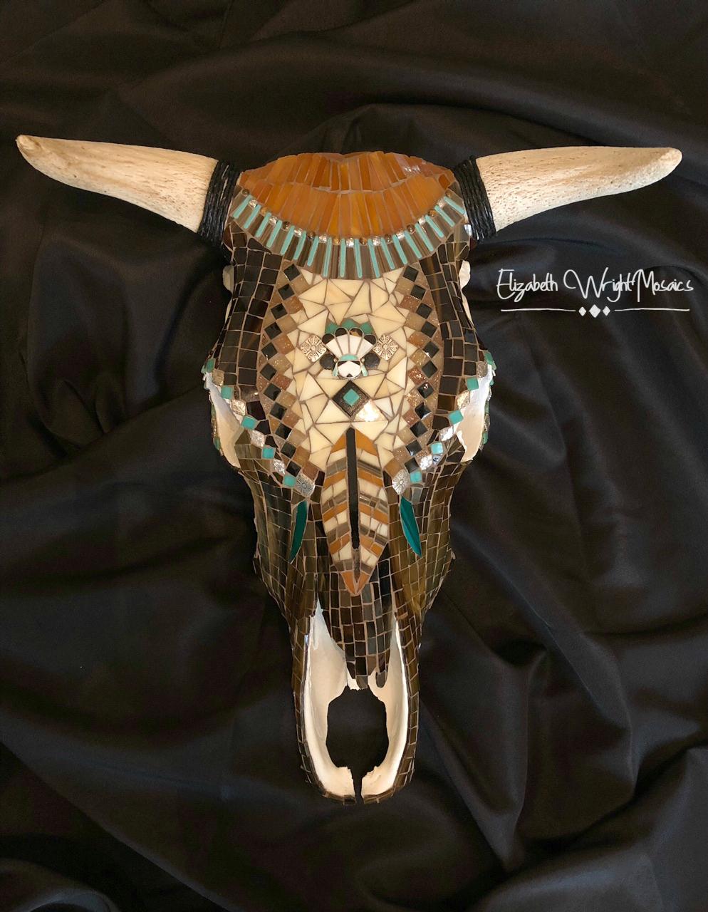Zuni Skull