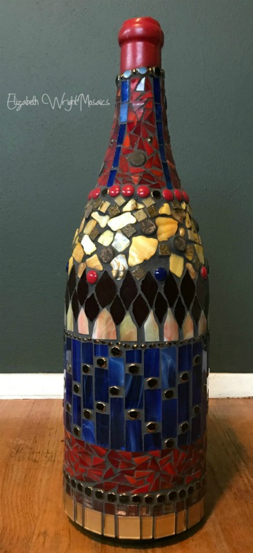 The French Wine Bottle