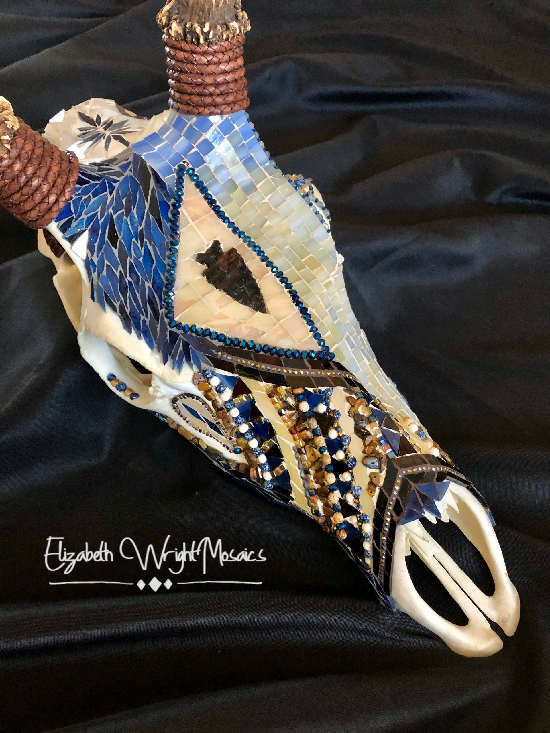 Sky – Mosaic Bull Elk